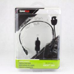 Xbox 360 Headset med ledning