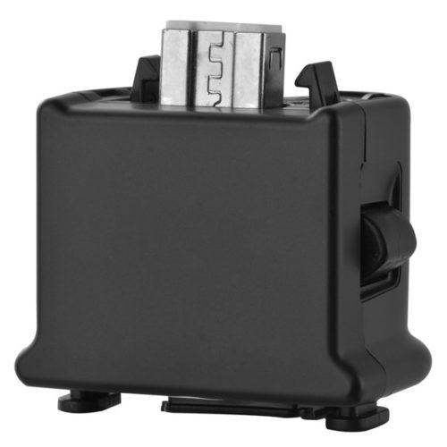 Nintendo Wii MotionPlus Sensor Adapter (Sort)