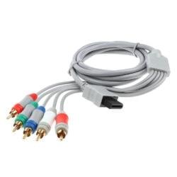Component kabel til Nintendo Wii
