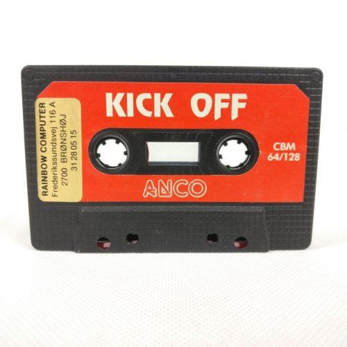 Kick Off (C64 Cassette)