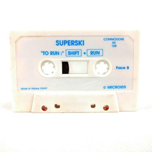 Superski Challenge (C64 Cassette)