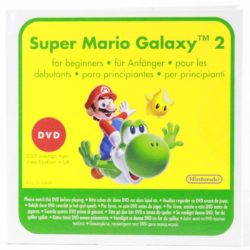 Super Mario Galaxy 2 for beginners (DVD)