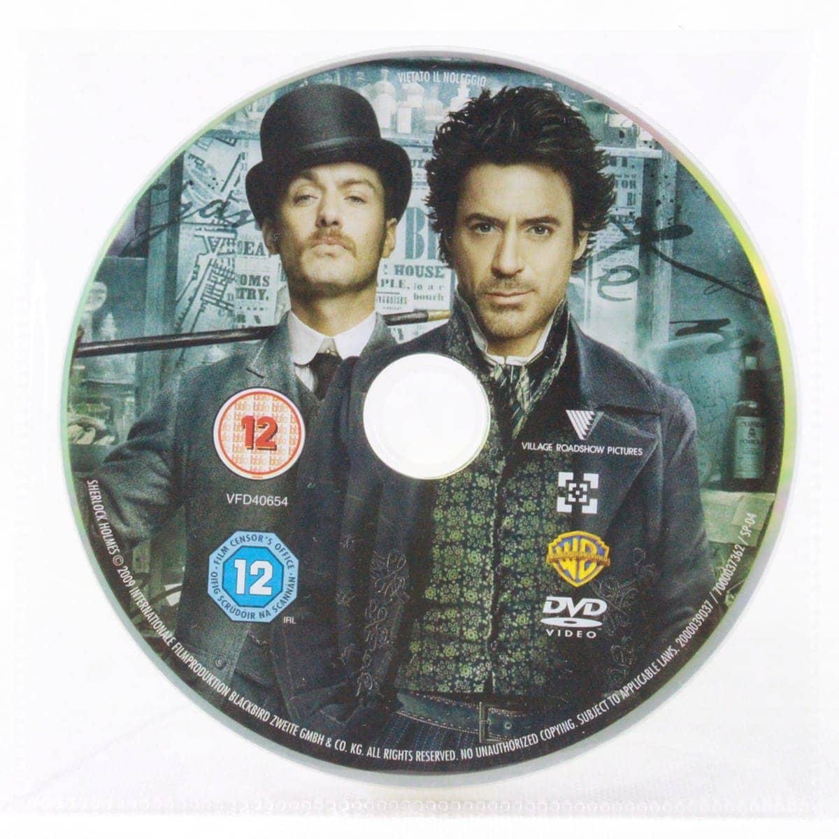 Sherlock Holmes (DVD)