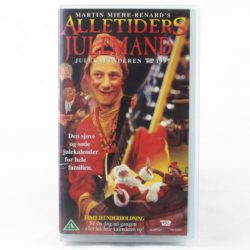 Alletiders Julemand (VHS)