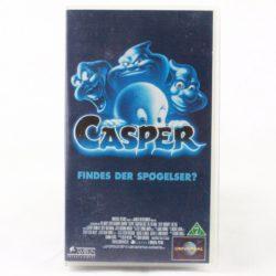Casper: findes der spøgelser? (VHS - Dansk tekst)