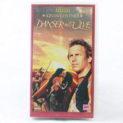 Danser med Ulve (VHS - Dansk tekst)