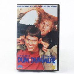 Dum og Dummere (VHS - Dansk tekst)