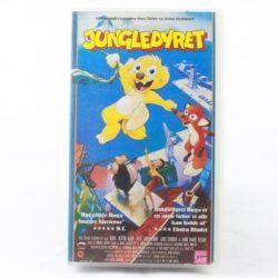 Jungledyret Hugo (VHS - Dansk tale)
