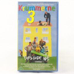 Krummerne 3 - Fars gode idé (VHS)