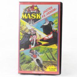 MASK: Jagten på Venom (VHS - Dansk tale)