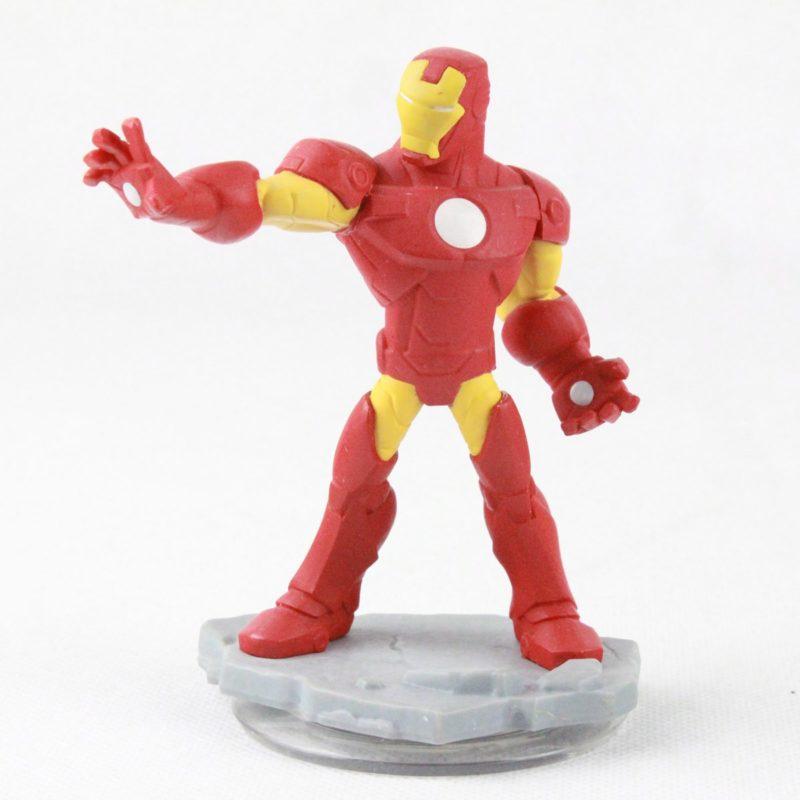 Disney Infinity 2.0 Iron Man Figur