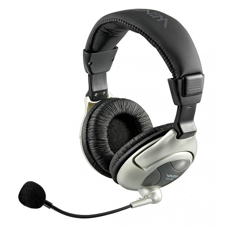 Wintech WH-880 Multimedia headset med mikrofon