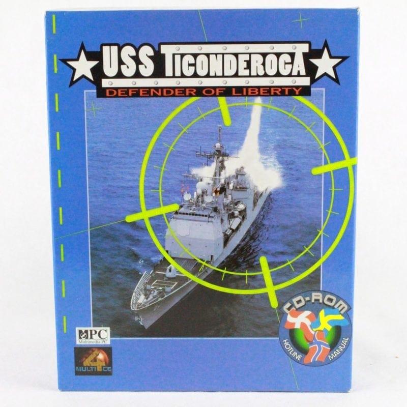 USS Ticonderoga: Defender of Liberty (PC Big Box)