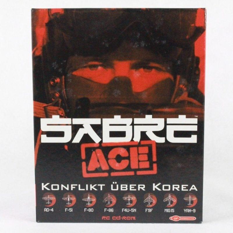Sabre Ace: Konflikt Über Korea (PC Big Box - Tysk)