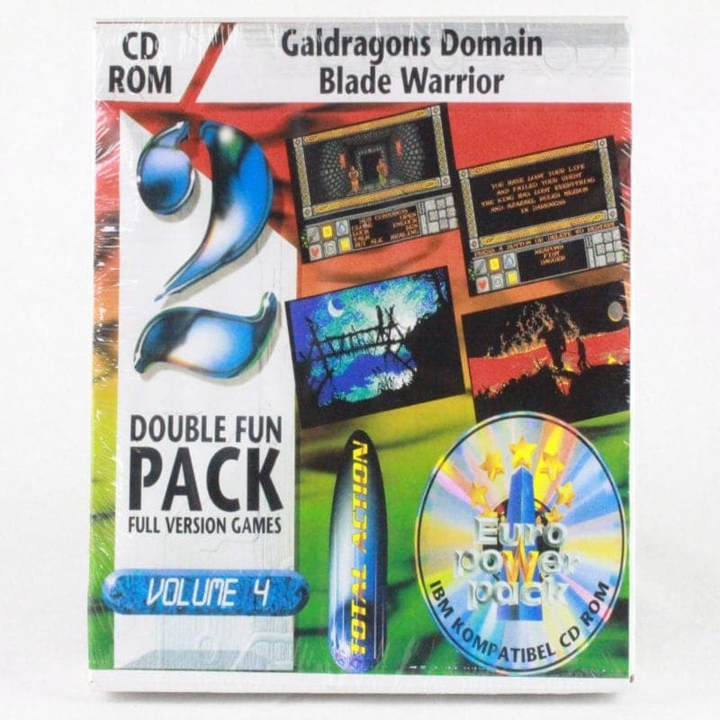Double Fun Pack - Volume 4 (PC, Euro Power Pack)