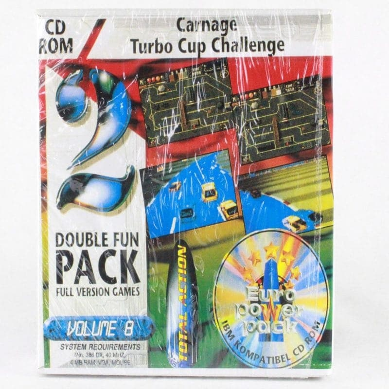 Double Fun Pack - Volume 8 (PC, Euro Power Pack)
