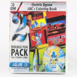 Double Fun Pack - Volume 13 (PC, Euro Power Pack)