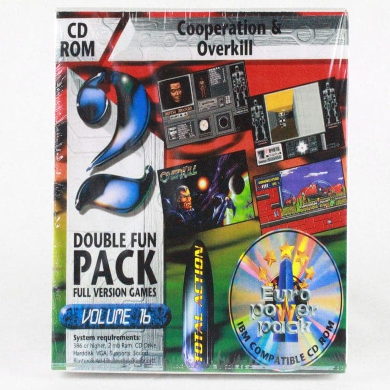 Double Fun Pack - Volume 16 (PC, Euro Power Pack)