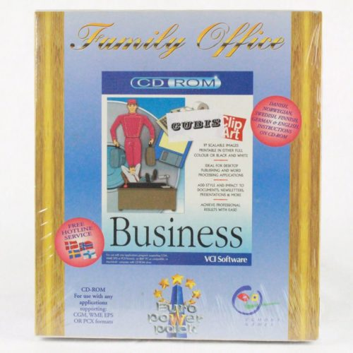 Familiy Office - Business (PC, VCI Software, Euro Power Pack)