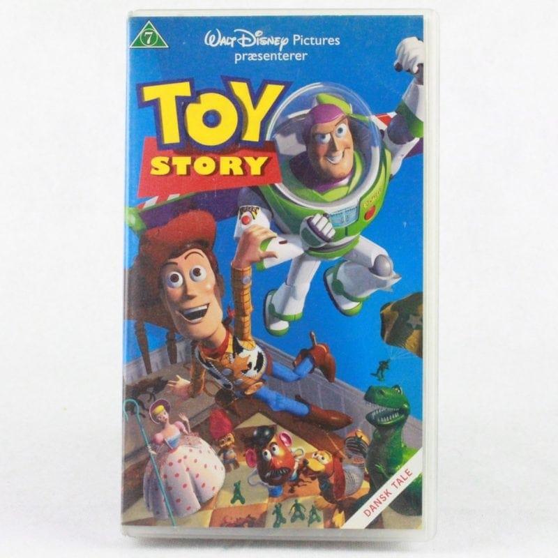 Toy Story - Disney (VHS - Dansk tale)