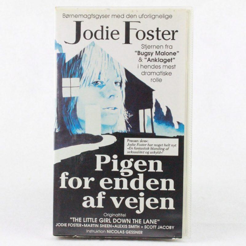 Pigen for enden af vejen (VHS - Dansk tekst)