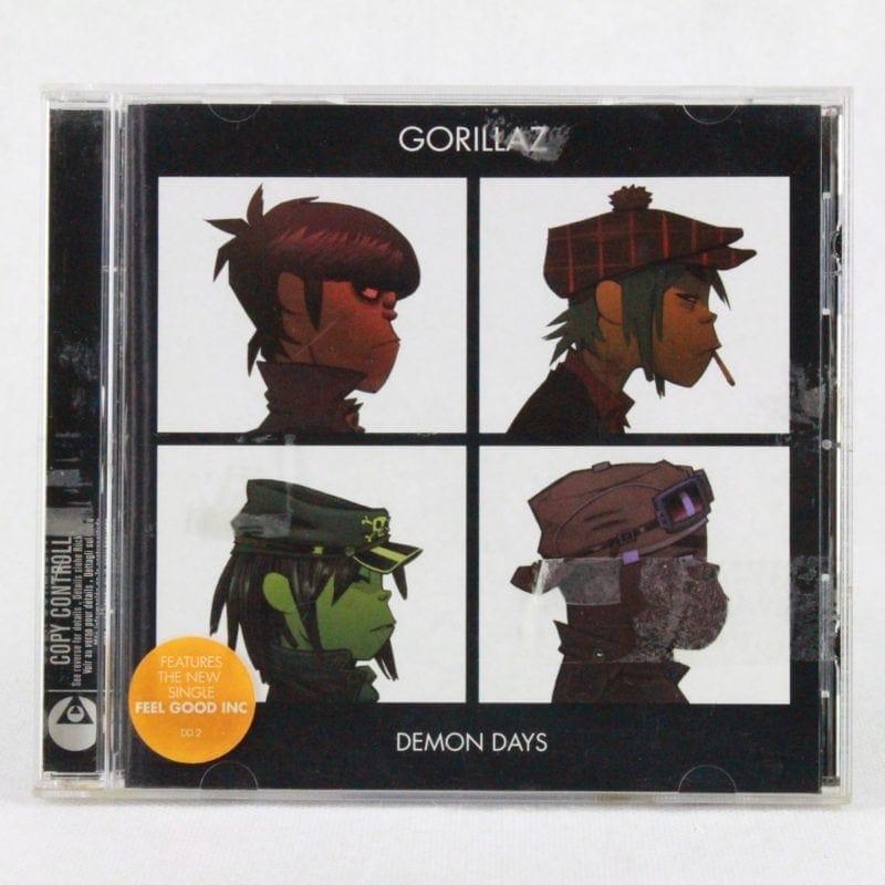Gorillaz: Demon Days (CD)