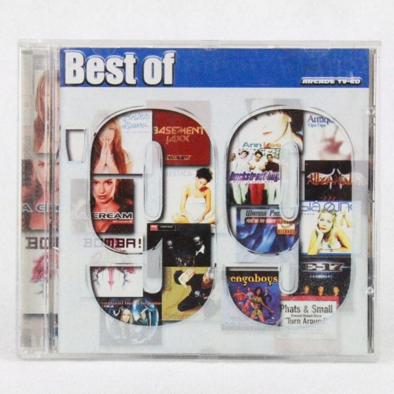 Best Of '99 (CD)
