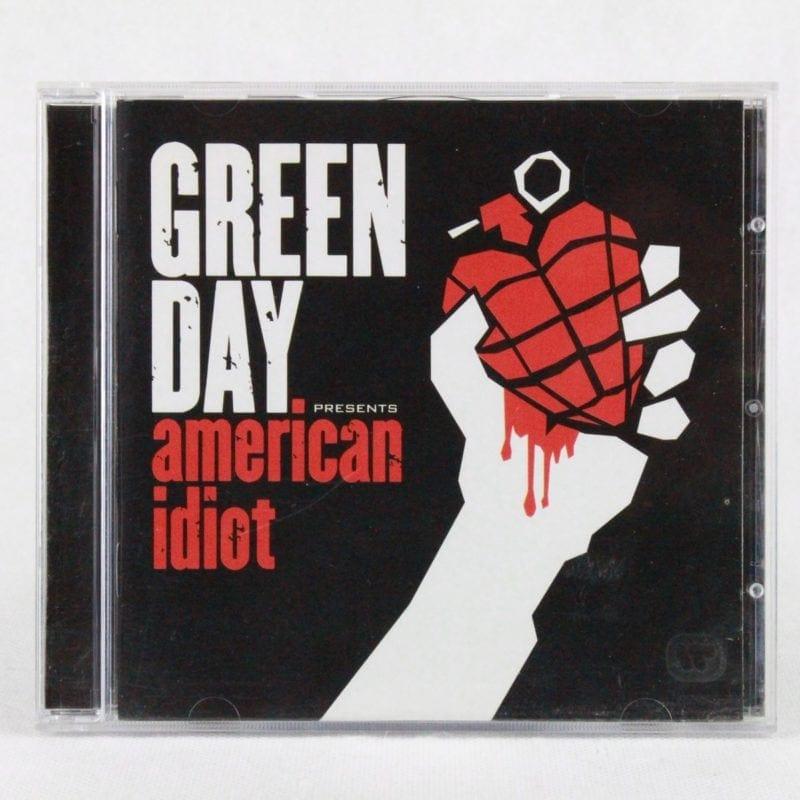 Green Day: American Idiot (CD)