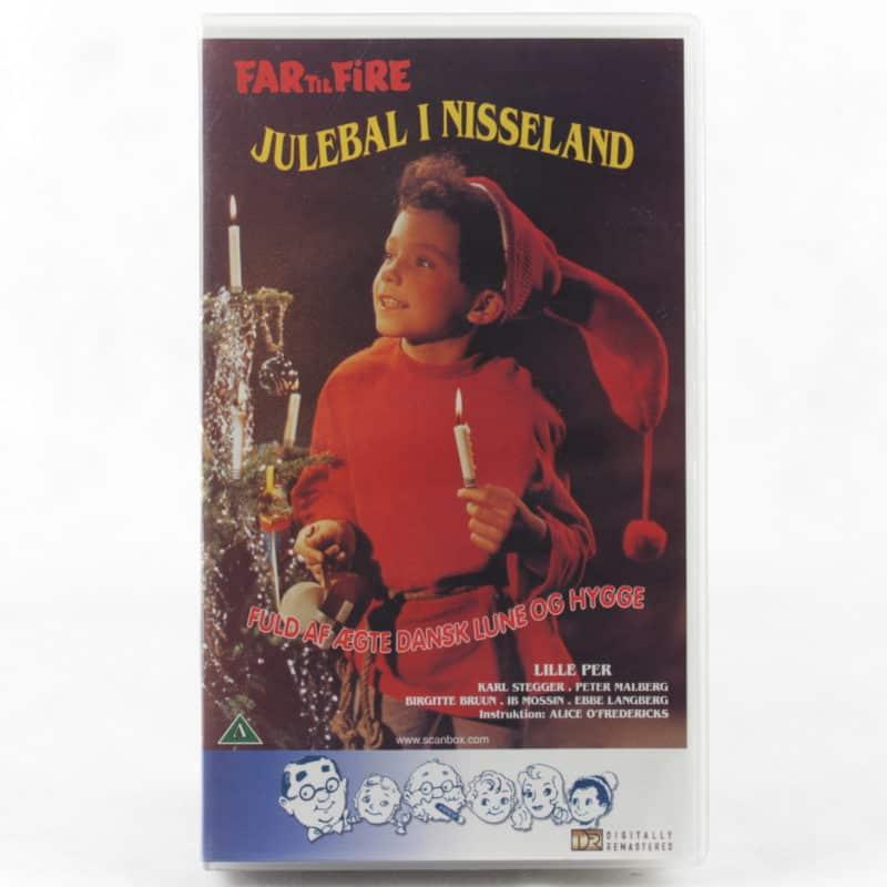 Far til Fire - Julebal i Nisseland (VHS)