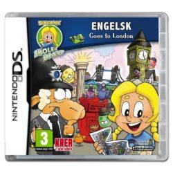 Pixeline Skolehjælp: Engelsk - Pixeline goes to London (Nintendo DS)