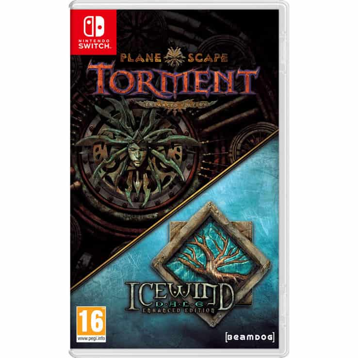 Planescape: Torment & Icewind Dale: Enhanced Edition (Nintendo Switch)