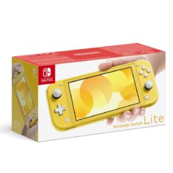 Nintendo Switch Lite konsol - Gul