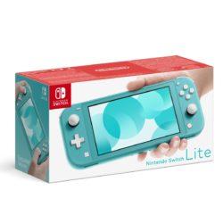 Nintendo Switch Lite konsol - Turkis