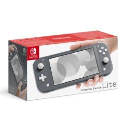 Nintendo Switch Lite konsol - Grå