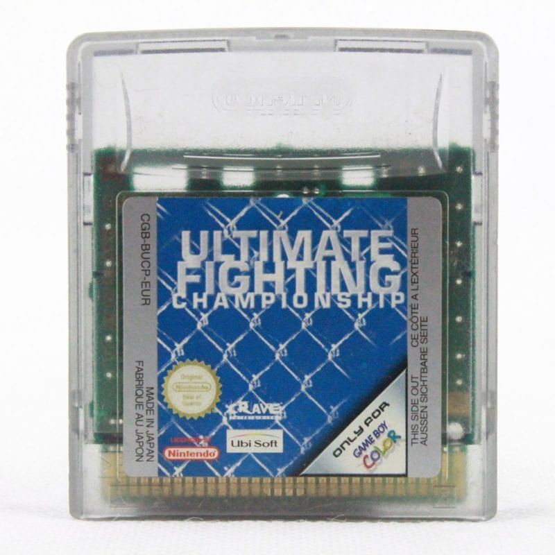 Ultimate Fighting Championship (Game Boy Color)