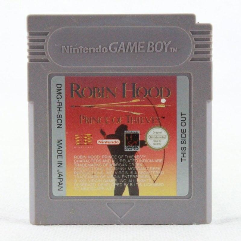 Robin Hood: Prince of Thieves (Game Boy)