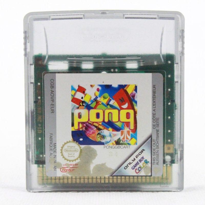Pong (Game Boy Color)