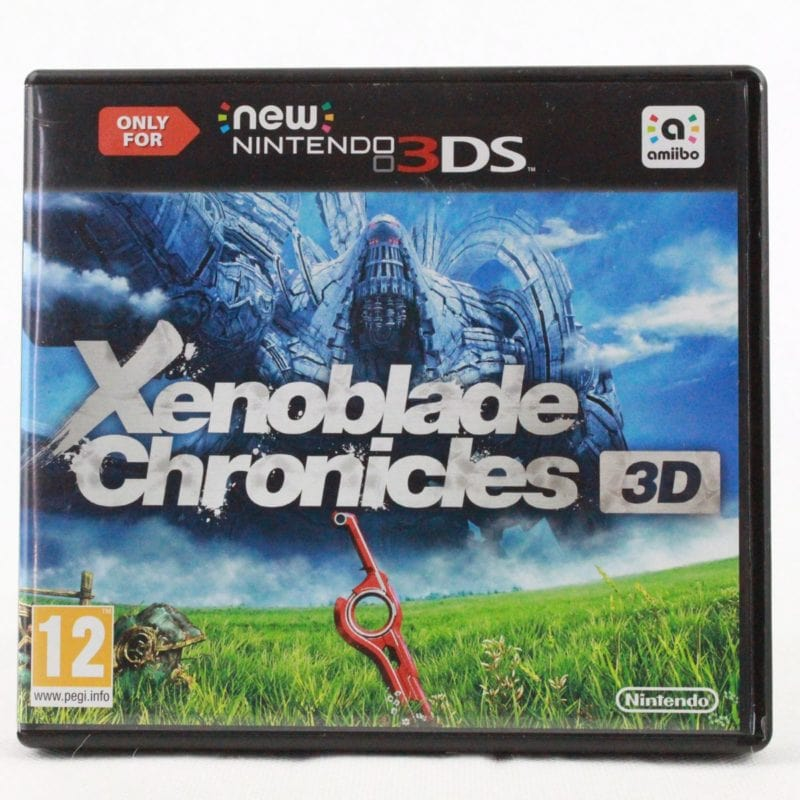 Xenoblade Chronicles 3D (New Nintendo 3DS)