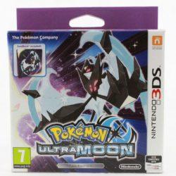 Pokémon Ultra Moon Fan Edition (Nintendo 3DS)