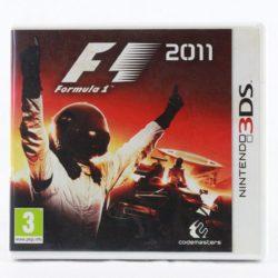 F1 2011 / Formula 1 2011 til Nintendo 3DS.