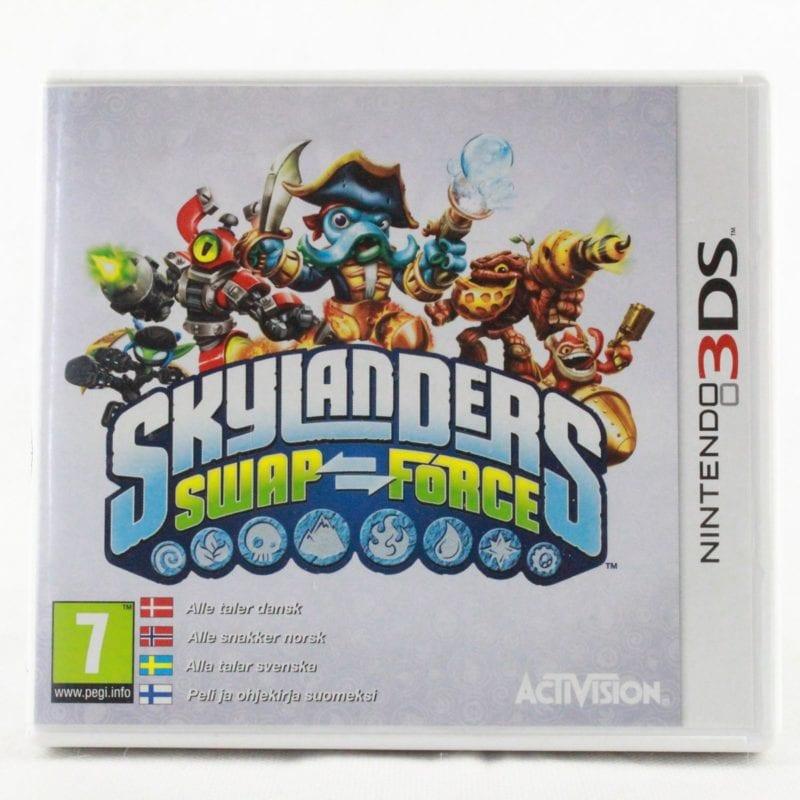 Skylanders: Swap Force (Nintendo 3DS)