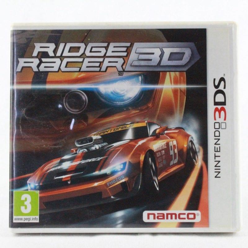 Ridge Racer 3D (Nintendo 3DS)