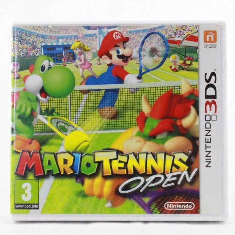Mario Tennis Open (Nintendo 3DS)
