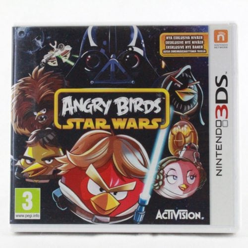 Angry Birds: Star Wars (Nintendo 3DS)