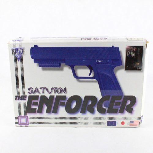 The Enforcer Lightgun til SEGA Saturn