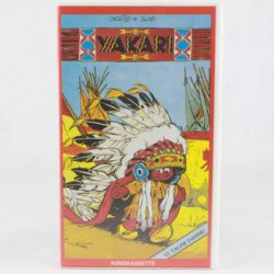 Yakari (VHS - Dansk tale)