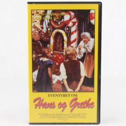 Eventyret om Hans og Grethe (VHS - Dansk tale)