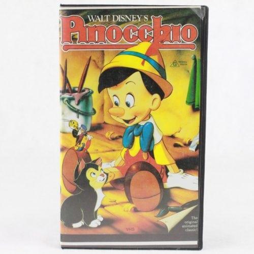 Walt Disney's Pinocchio (VHS)