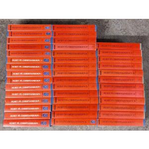 Huset på Christianshavn - komplet samling med 42 VHS bånd