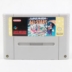 Super Mario All-Stars (SNES - FAH)